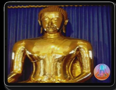 iBlissnow digital drup app buddha relics